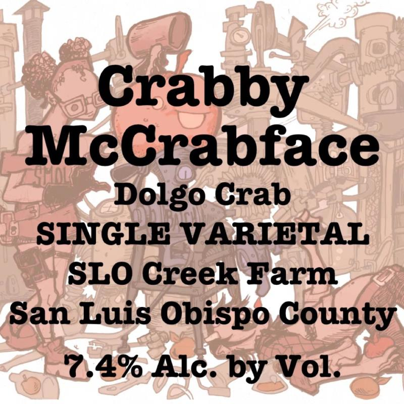 picture of Two Broads Ciderworks Crabby McCrabface submitted by KariB