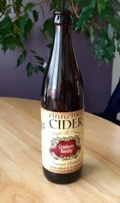 picture of Finnriver Cidery Cranberry Rosehip submitted by herharmony23