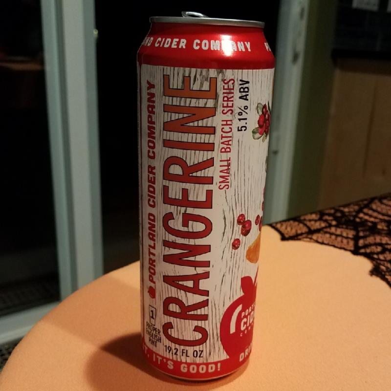 picture of Portland Cider Co. Crangerine submitted by Jual