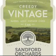 picture of Sandford Orchards Creedy Vintage submitted by pubgypsy