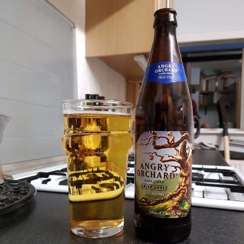 picture of Angry Orchard Crisp Apple submitted by BushWalker