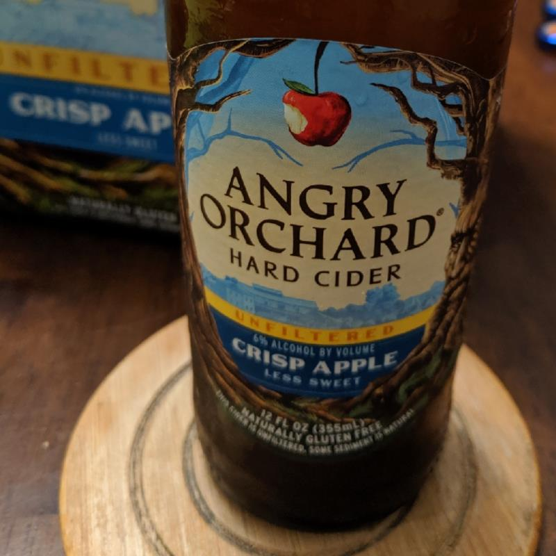 picture of Angry Orchard Crisp Apple (unfiltered) submitted by BrianClare