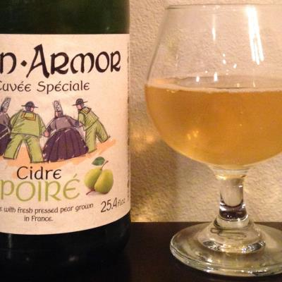 picture of Dan Armor Cuvée Spéciale Cidre Poire submitted by cidersays