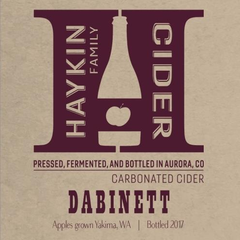 picture of Haykin Family Cider Dabinett submitted by KariB