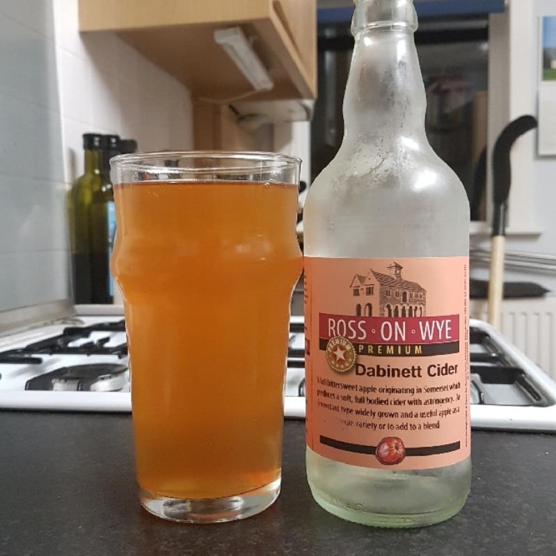 picture of Ross-on-Wye Cider & Perry Co Dabinett submitted by BushWalker