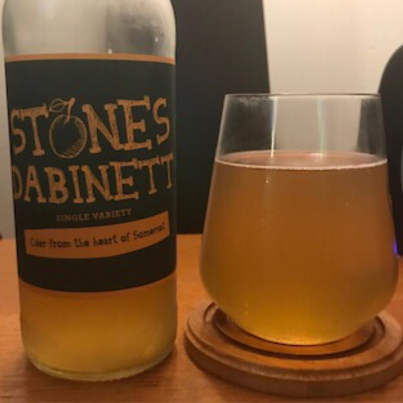 picture of Stone's Dabinett submitted by Judge