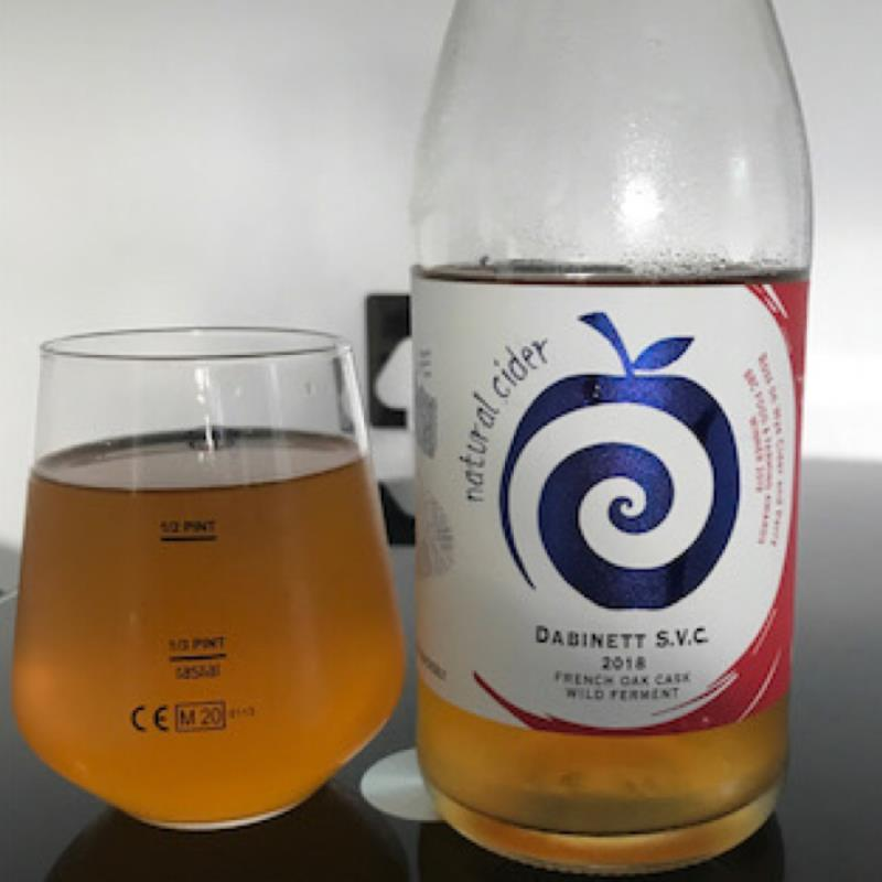 picture of Ross-on-Wye Cider & Perry Co Dabinett S.V.C. 2018 French Oak Cask submitted by Judge
