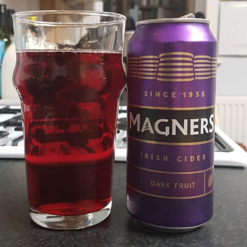 picture of Magners Cider Dark Fruit submitted by BushWalker