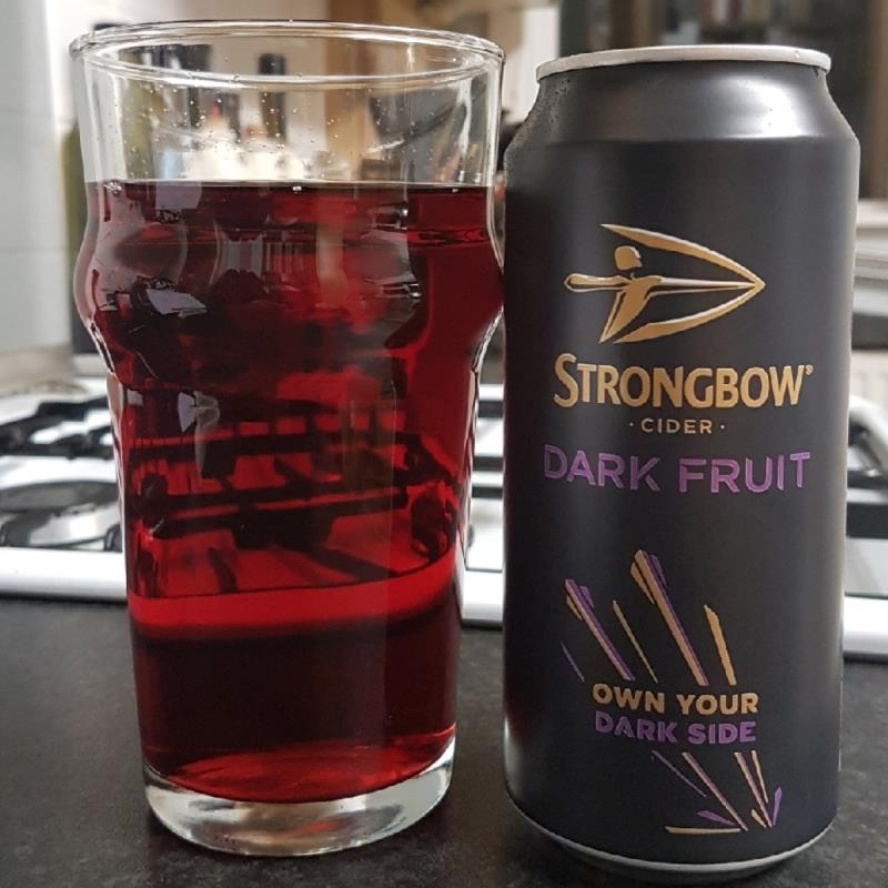 picture of Strongbow Hard Ciders Dark Fruits submitted by BushWalker