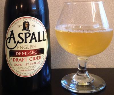 picture of Aspall Demi Sec submitted by cidersays