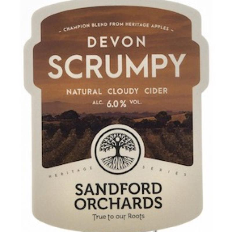 picture of Sandford Orchards Devon Scrumpy submitted by LewisBurgess