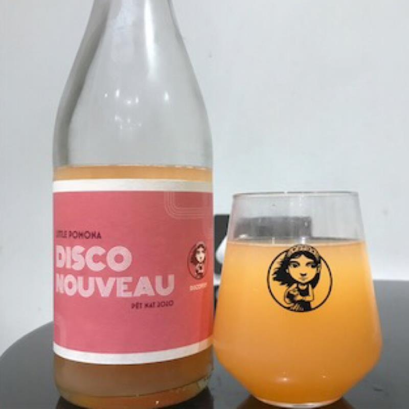 picture of Little Pomona Orchard & Cidery Disco Nouveax Pet Nat 2020 submitted by Judge
