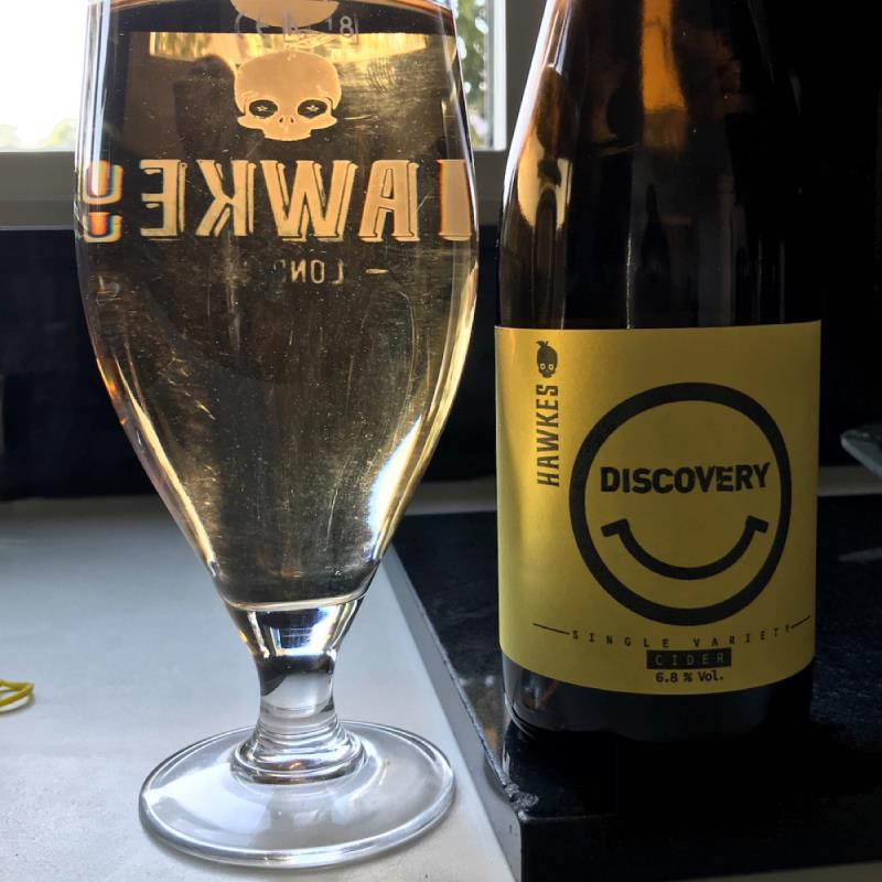 picture of Hawkes Cidery Discovery submitted by Judge