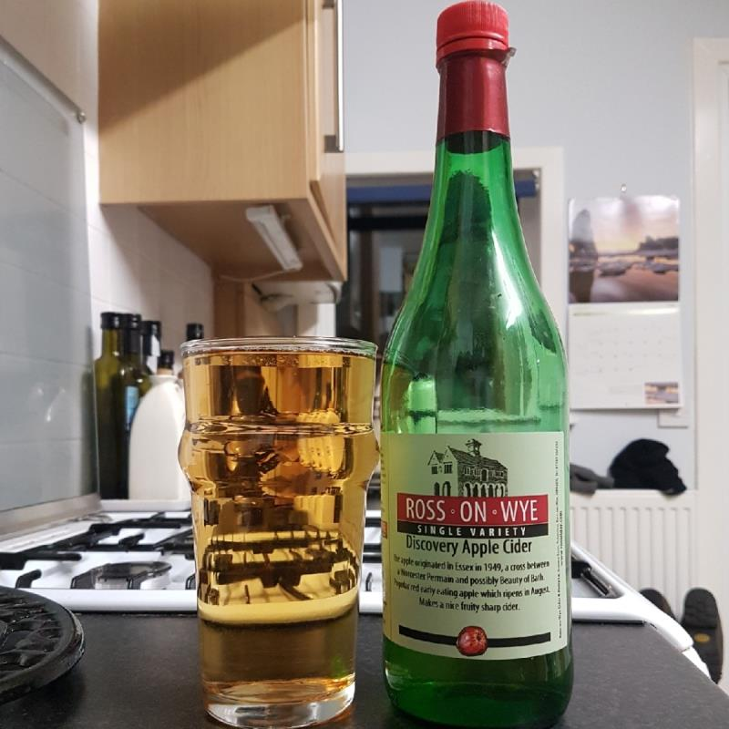 picture of Ross-on-Wye Cider & Perry Co Discovery submitted by BushWalker