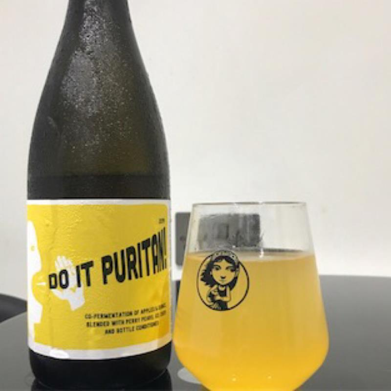 picture of Little Pomona Orchard & Cidery Do It Puritan 2019 with Quince, Perry & Ice Cider submitted by Judge