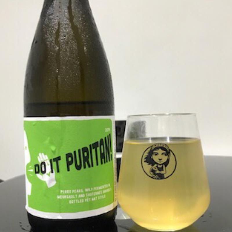 picture of Little Pomona Orchard & Cidery Do It Puriton 2019 Perry submitted by Judge