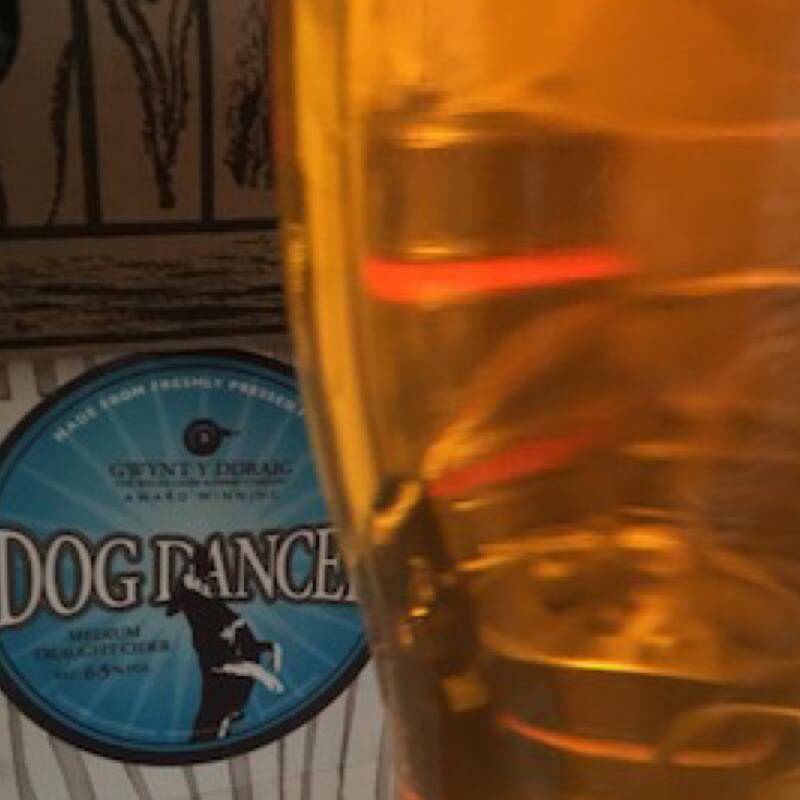 picture of Gwynt y Ddraig Cider Dog Dancer submitted by Judge