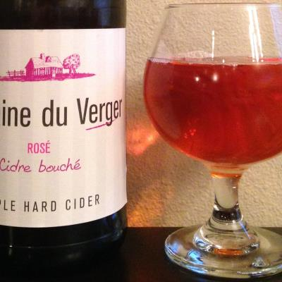 picture of Domaine du Verger Domaine du Verger Rose Cidre Bouche submitted by cidersays