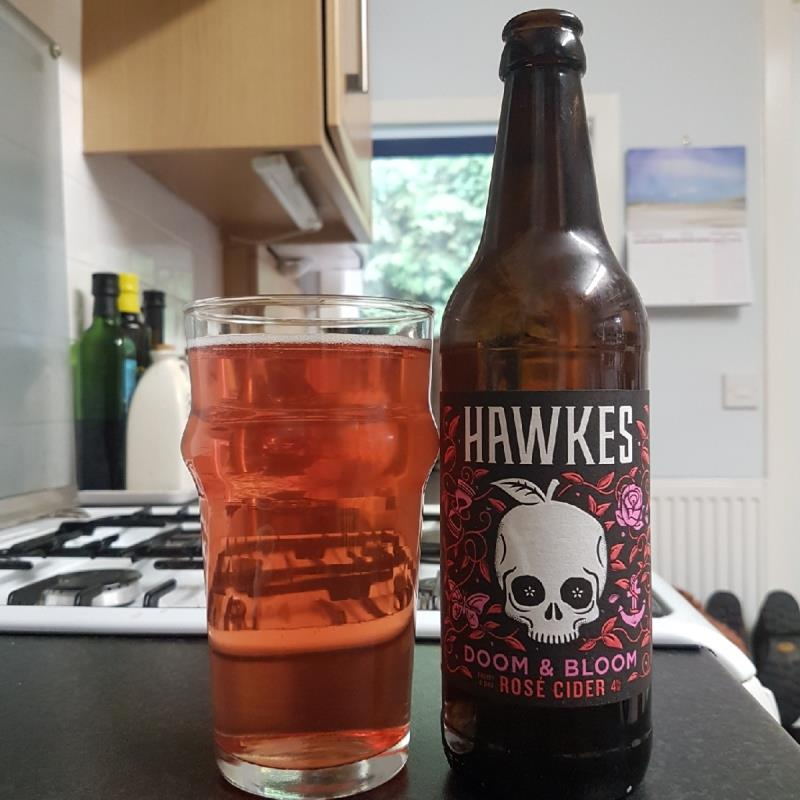 picture of Hawkes Cidery Doom And Bloom submitted by BushWalker