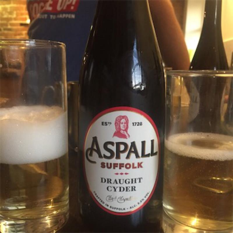 picture of Aspall Draught Cyder submitted by david