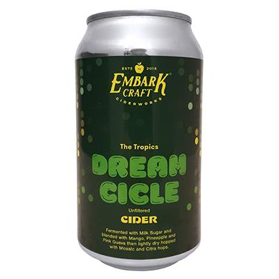 picture of Embark Craft Ciderworks Dreamcicle - The Tropics submitted by KariB