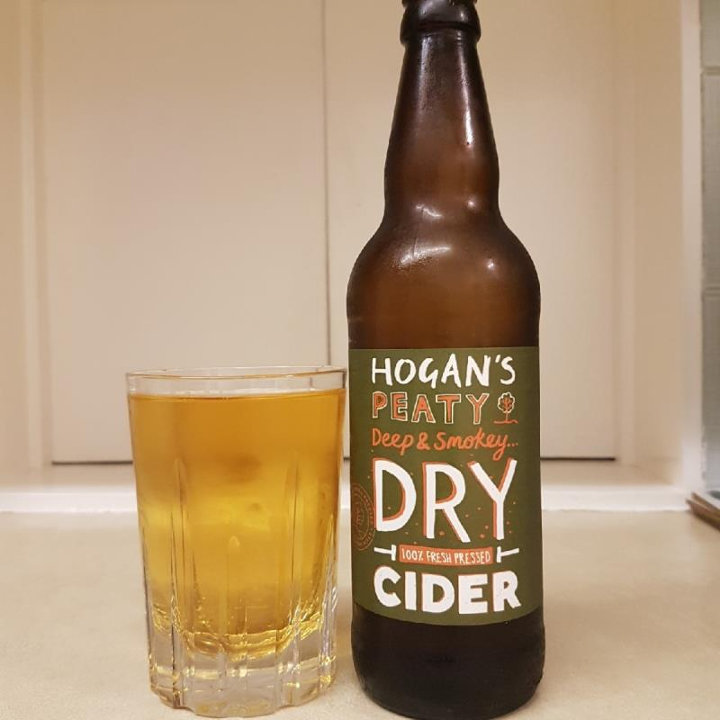 picture of Hogan's Cider Dry submitted by BushWalker