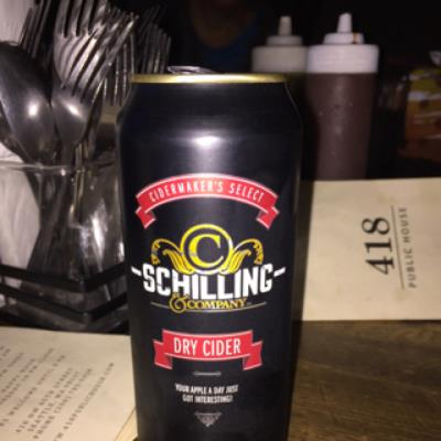 picture of Schilling Cider Dry submitted by herharmony23