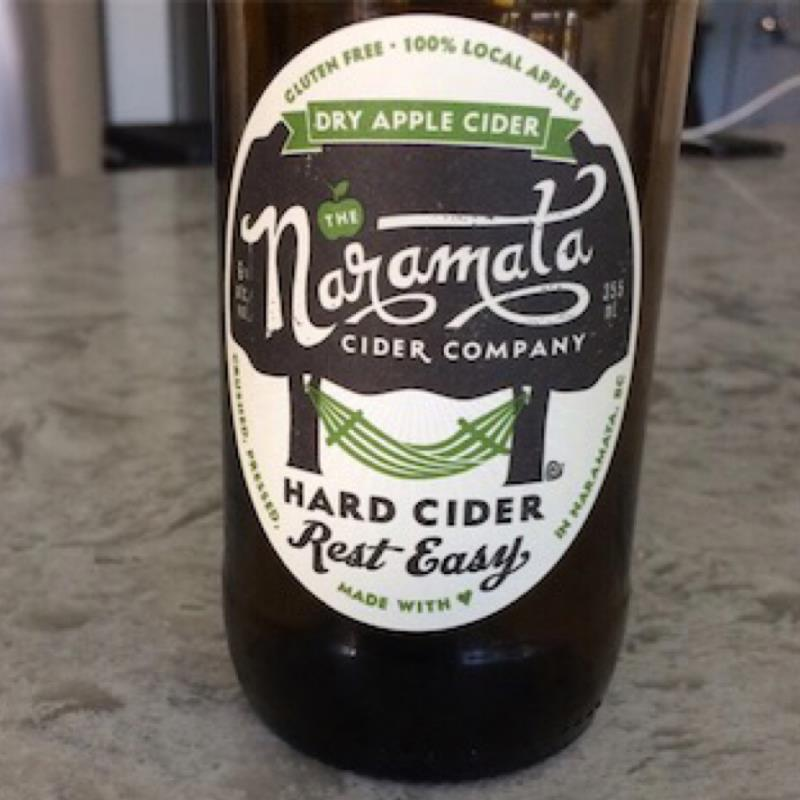picture of Naramata Cider Company Dry Apple submitted by Dadyo