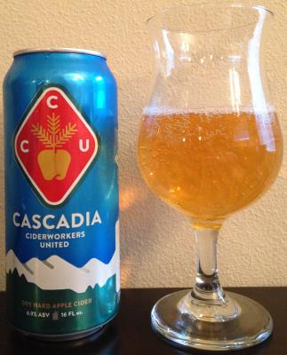 picture of Cascadia Ciderworkers United (Reverend Nat's) Dry submitted by cidersays