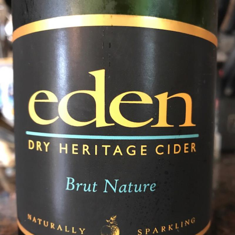 picture of Eden Cider Dry Heritage Cider - Brut Nature submitted by KariB