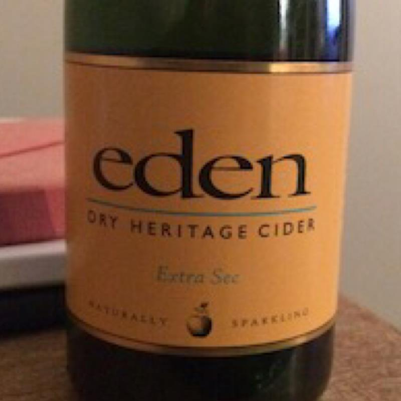 picture of Eden Cider Dry Heritage Cider Extra Sec submitted by NED