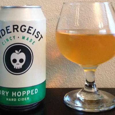 picture of Rhinegeist Cidergeist Dry Hopped submitted by cidersays
