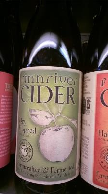 picture of Finnriver Cidery Dry Hopped Cider submitted by Slainte
