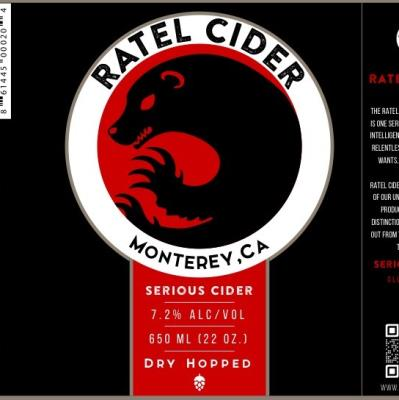 picture of Ratel Cider Dry-Hopped submitted by david