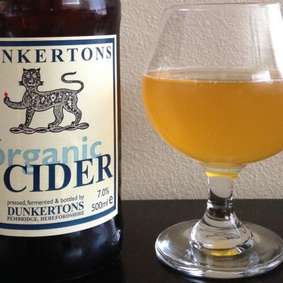 picture of Dunkertons Organic Cider Dry Organic Cider submitted by cidersays
