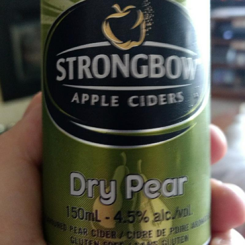 picture of Strongbow Hard Ciders Dry Pear submitted by simbeau