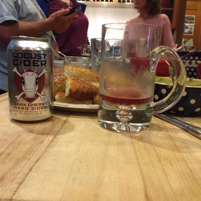 picture of Locust cider Dark Cherry Hard Cider submitted by lizsavage