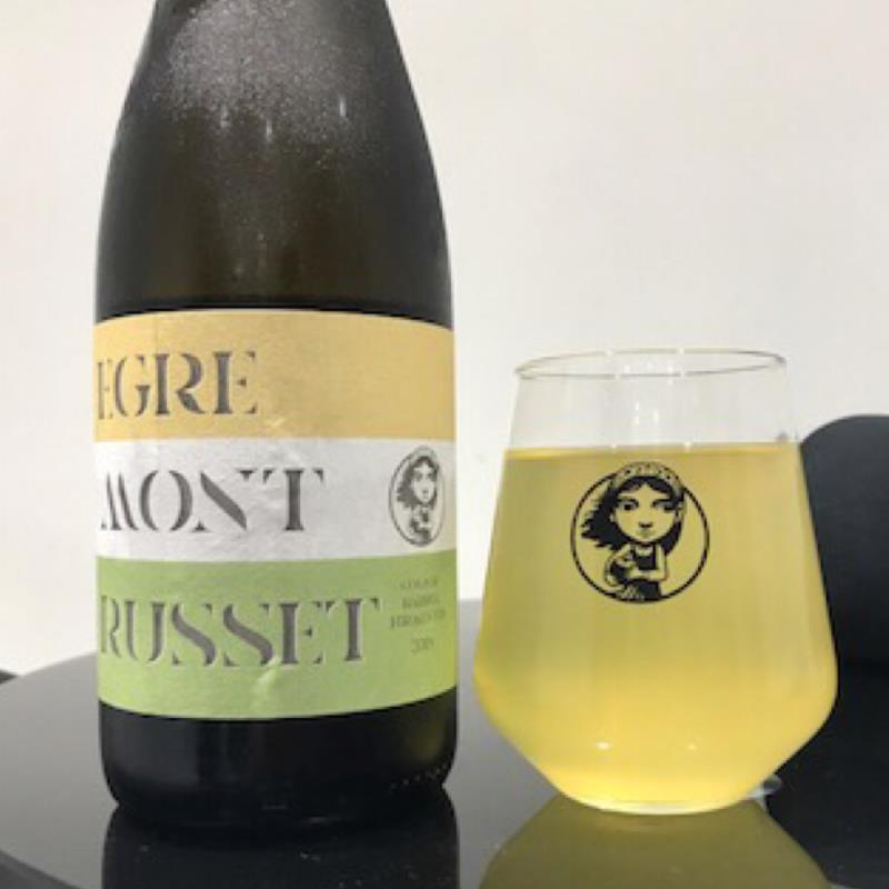 picture of Little Pomona Orchard & Cidery Egremont Russet Cognac Barrel 2019 submitted by Judge