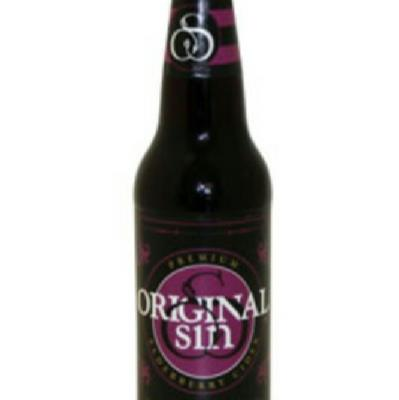 picture of Original Sin Craft Cider Elderberry submitted by ShawnFrank