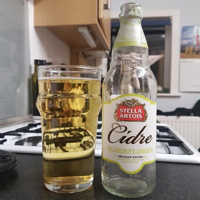 picture of Stella Artois Elderflower submitted by BushWalker