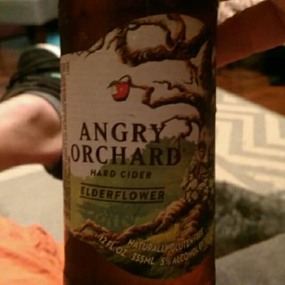picture of Angry Orchard Elderflower submitted by ShawnFrank
