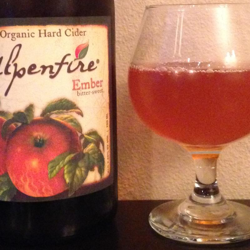 picture of Alpenfire Cider Ember submitted by cidersays