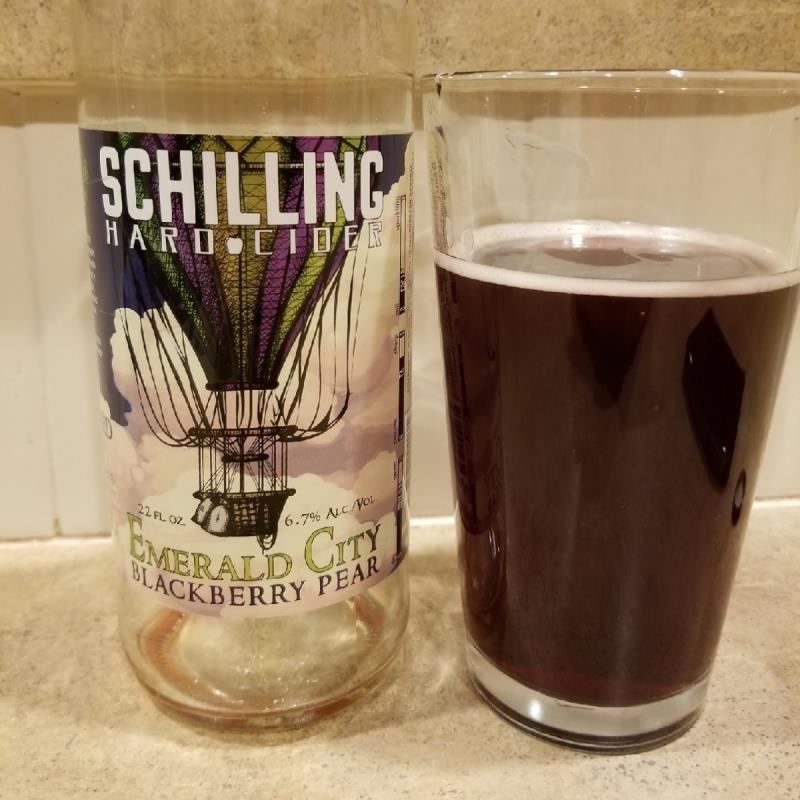 picture of Schilling Cider Emerald City submitted by Emillita