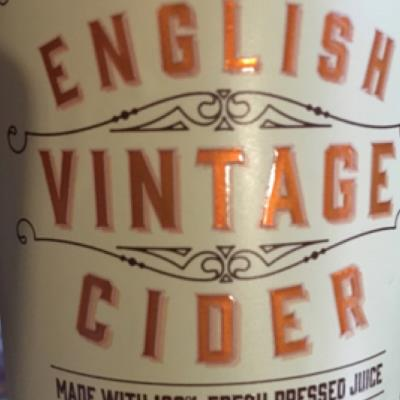 picture of Waitrose & Westons English Vintage Cider 2016 submitted by OxfordFarmhouse