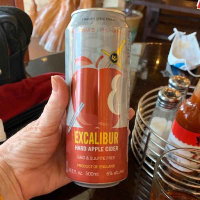 picture of William's Orchards Excalibur Hard Apple Cider submitted by DABurkhart