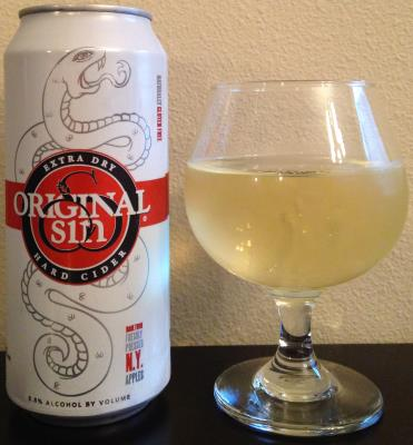 picture of Original Sin Craft Cider Extra Dry submitted by cidersays