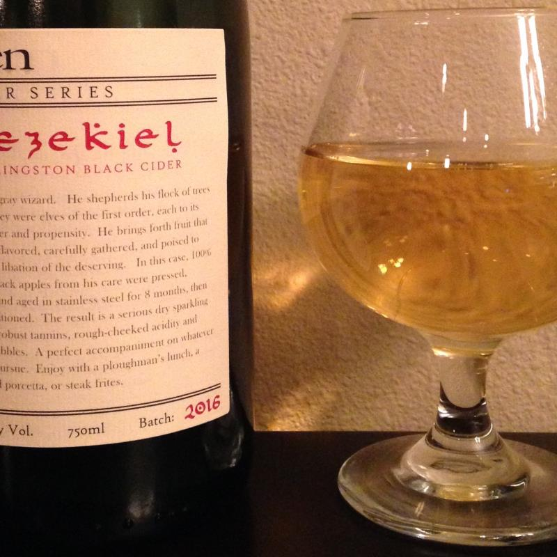 picture of Eden Cider Ezekiel (cellar series #8) submitted by cidersays