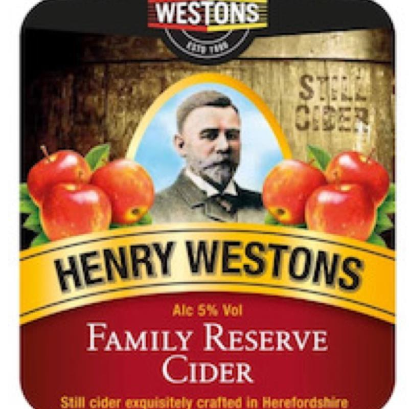 picture of Westons Cider Family Reserve submitted by Judge