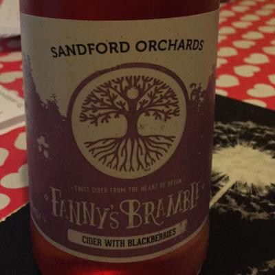picture of Sandford Orchards Fannys Bramble submitted by Pixi