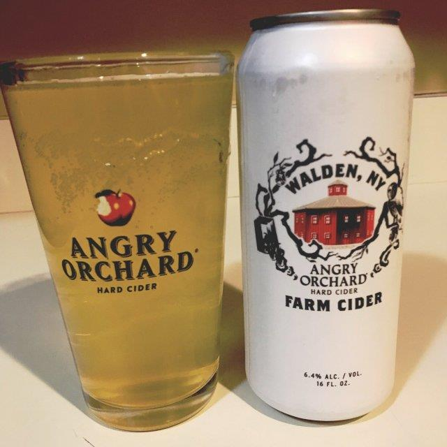 picture of Angry Orchard Farm Cider submitted by KariB